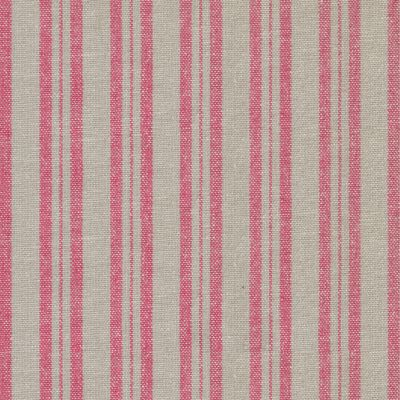 Beech Rose Medium Ticking Stripe Cotton – 238