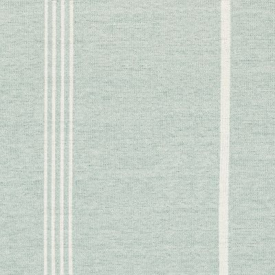 Duck Egg Oxford Stripe Cotton – Double Width – 247