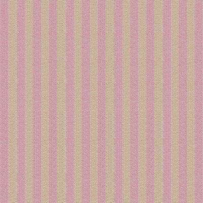 Dusky Pink Natural Stripe Cotton – 249