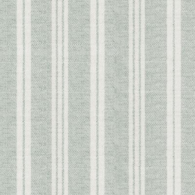 Sea Cambridge Stripe Cotton – Double Width – 257