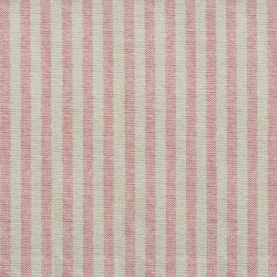 Rusty Rose Natural Stripe Cotton – Double Width - 271a