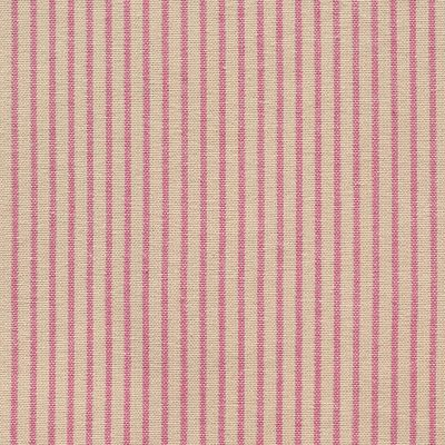 Rose Dark Jute Dimity Stripe Cotton – 277D