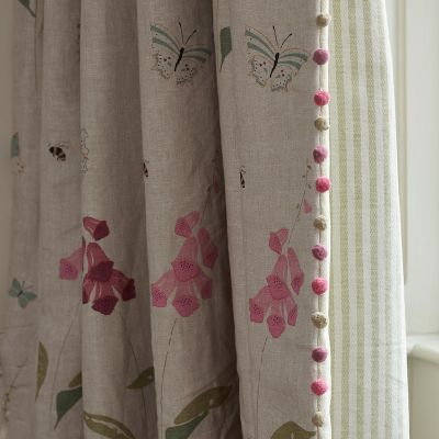 Foxglove Linen Seconds – Z/304