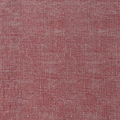 Plain Red Earth Rustic Linen - 358P (stonewashed)  2.7m panel