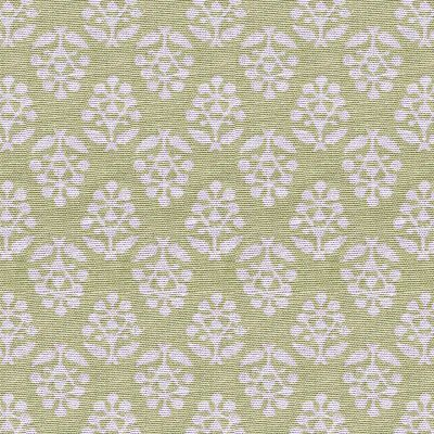 Summer Green Sprig Cotton – 381