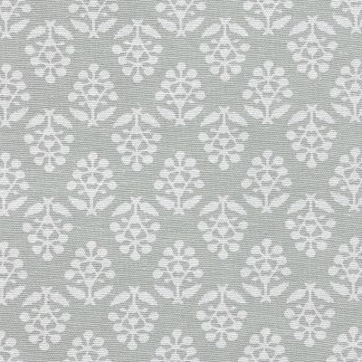 Dove Grey Sprig Cotton – 385