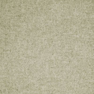 Soft Olive Herringbone Wool Tweed – 403