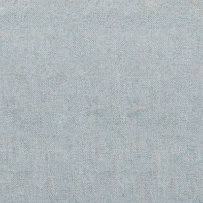 Duck Egg Herringbone Wool Tweed – 411