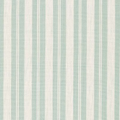 Duck Egg Large Ticking Stripe Cotton – Double Width – A16