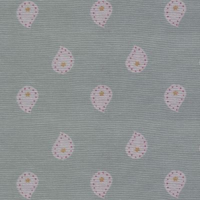 Duck Egg Mika Oilcloth Seconds - Z365