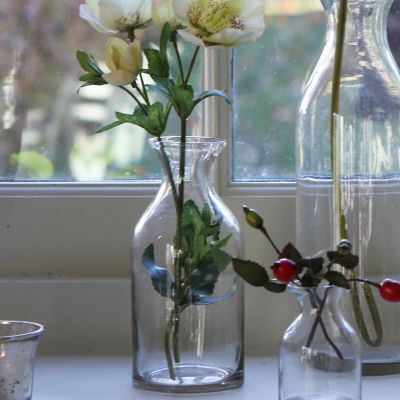 Small Flower Bottle  - SALE