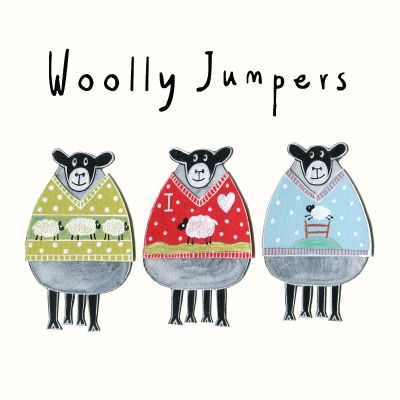 Woolly Jumpers Card