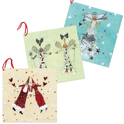 Gift Tag - Christmas (Pack of 6)