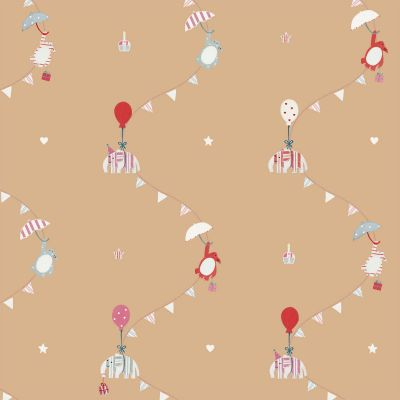 Gift Wrap - Floating
