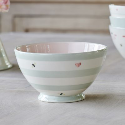 Honey Bees French Bowl