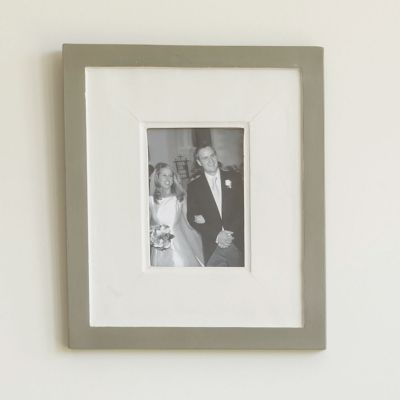 Photo Frame - Clio Painted Wood