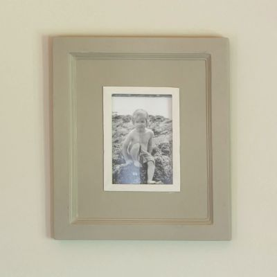 Photo Frame - Frieze Painted Wood