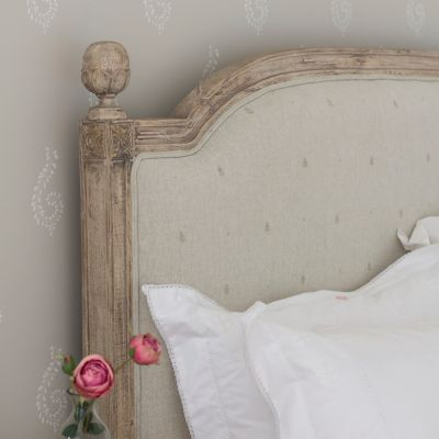Ex-display Headboard in Duck Egg Leaf – Superking