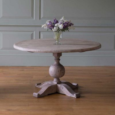 Seconds Round Dining Table - 120cm