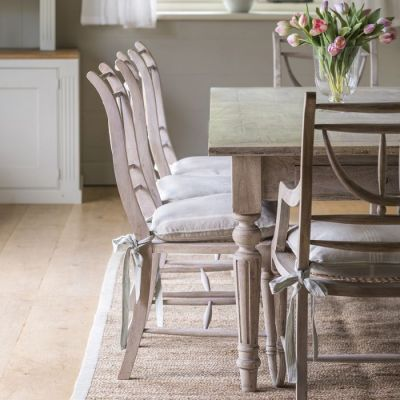 Seconds Gustavian Dining Chair