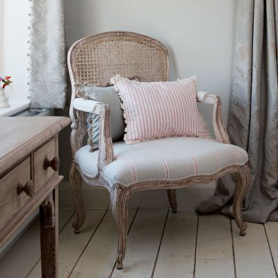 Bergere Caned Chair