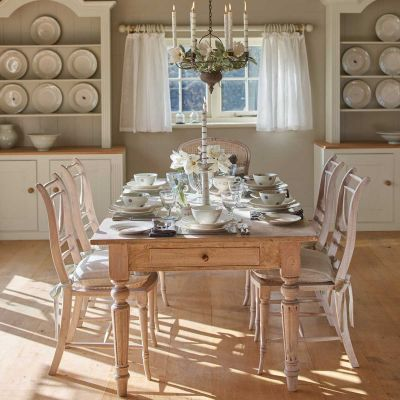 Seconds - Gustavian Dining Table 230cm
