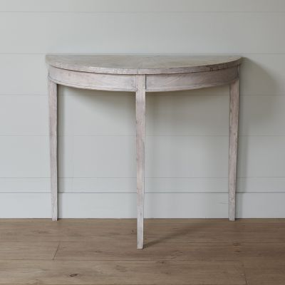 Half Moon Table (Small) - Seconds