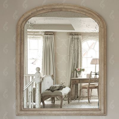 Large Arch Top Mirror