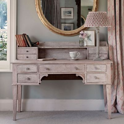 Seconds - Large Gustavian Desk with top