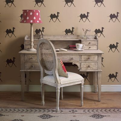 Large Gustavian Desk