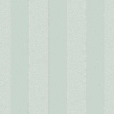Duck Egg Wide Stripe Wallpaper