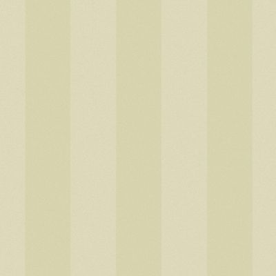 Summer Green Wide Stripe Wallpaper