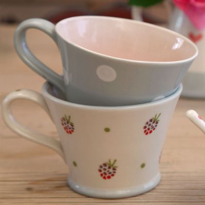Blackberry Conical Mug – Seconds