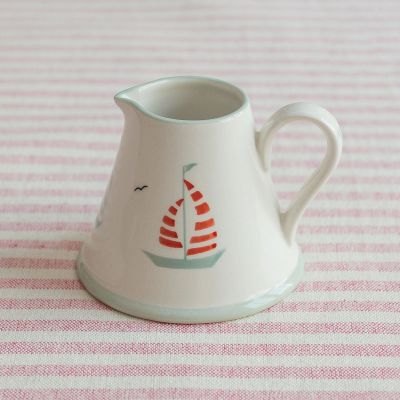 Boats Mini Pitcher