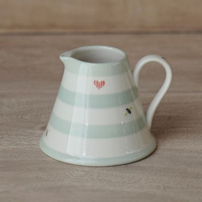 Honey Bees Mini Pitcher