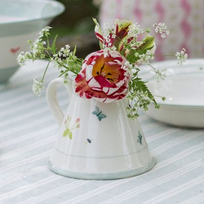 Apple Blossom Baby Pitcher