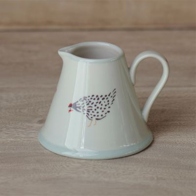 Black Hen Mini Pitcher