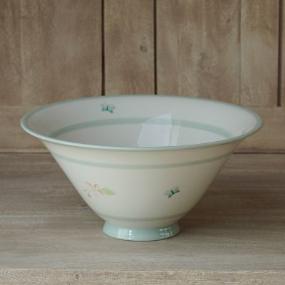 Apple Blossom Small Salad Bowl
