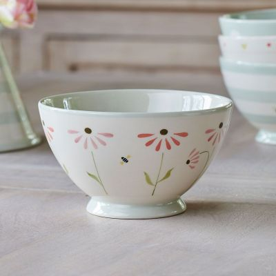 Echinacea French Bowl - Seconds