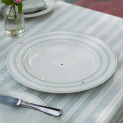 Honey Bees Dinner Plate