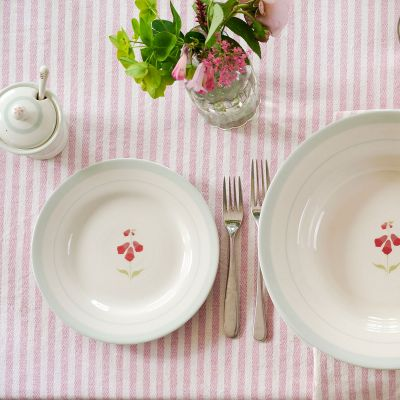 Foxgloves Side Plate