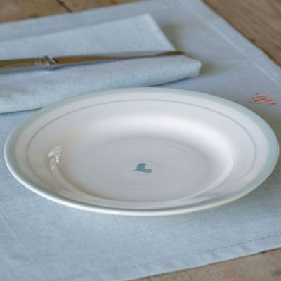 Simply Blue Oscar Side Plate
