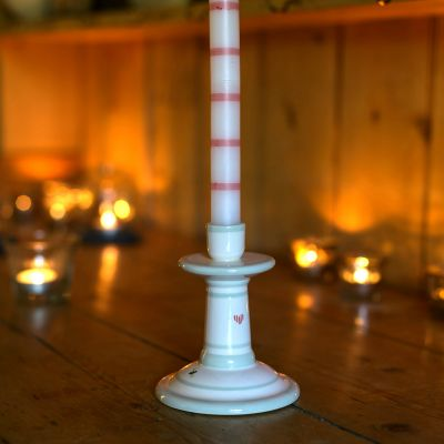 Honey Bees Small Candlestick