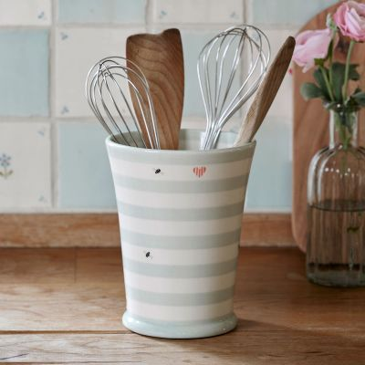 Honey Bees Utensil Holder