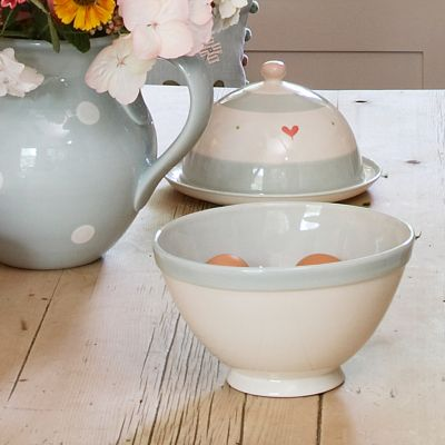 Duck Egg Large Mixing Bowl