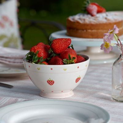 Strawberry French Bowl