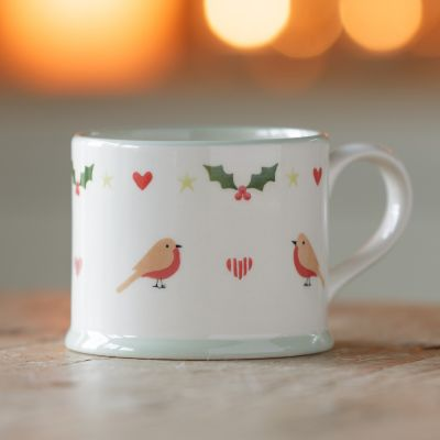 Robin Small Mug