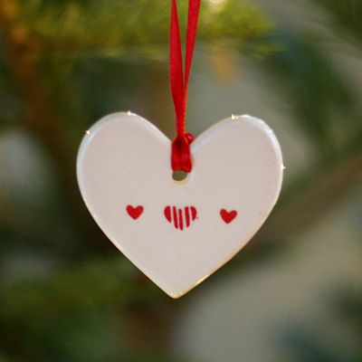 Heart Christmas Decoration