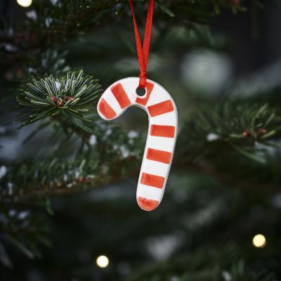 Candy Cane Christmas Decoration