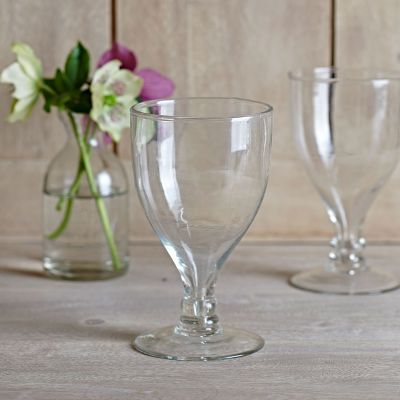 Handblown White Wine Glass - Seconds